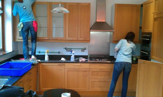 end of tenancy cleaners Dublin Ireland